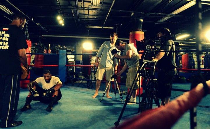 Crossover Kidz Music Video Shoot - Redline FIght Sports